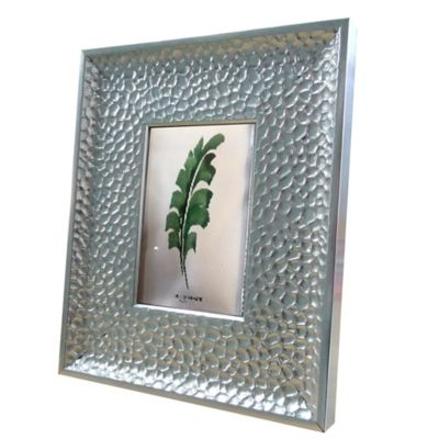Portarretrato 15x20 cm Plata Carbono