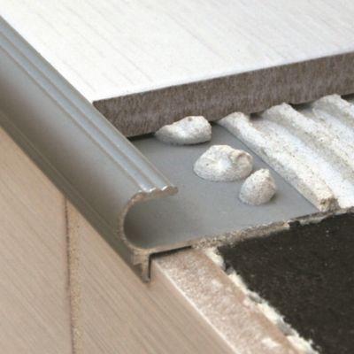 Nariz Bullnose en Aluminio