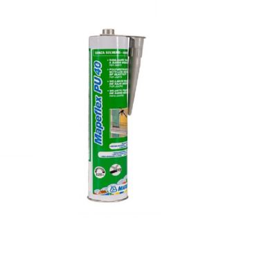 Sellador Mapeflex PU 40 300ml Gris