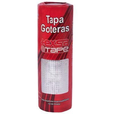 CINTA IMPERMEABILIZANTE TAPA GOTERAS TEXSA TAPE - 33cm x 5 m - impermeabilización y reparación de humedad