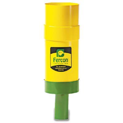 Pluviómetro en PVC FERCON