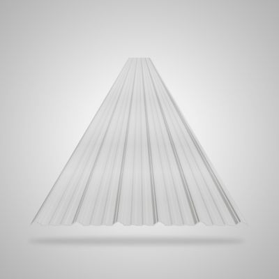 Teja 2mm 5.9X1.13mm Blanco UPVC