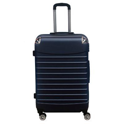 Maleta de Viaje en ABS 24 Pulgadas Azul