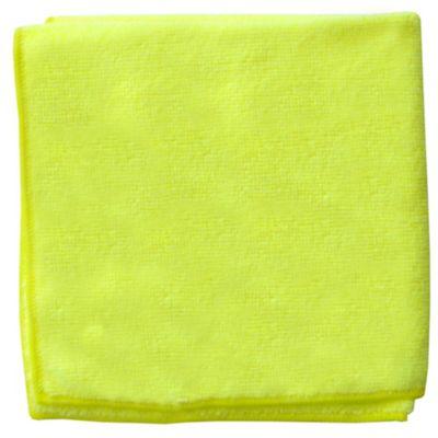 Paño Microfibra 200 Lavadas Amarilla x 10 Unidades