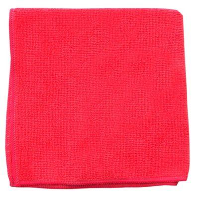 Paño Microfibra 200 Lavadas Roja x 10 Unidades