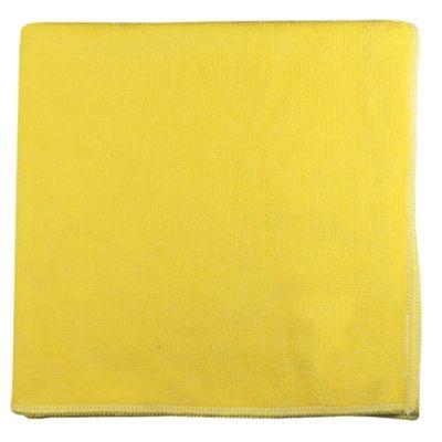 Paño Microfibra 500 Lavadas Amarilla x 10 Unidades