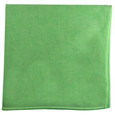 Paño Microfibra 500 Lavadas Verde x 10 Unidades