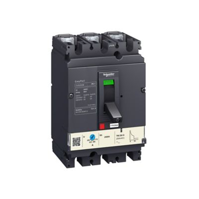 Breaker Industrial Termomagnética Regulable 40KA 35 - 50A