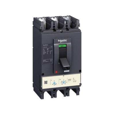 Breaker Industrial Termomagnética Regulable 40KA 420-600A