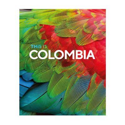 Libro de Paisajes y Arquitectura: This is Colombia