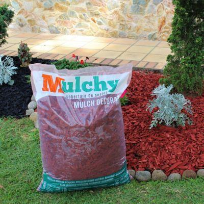 Astilla Orgánica para Suelo 10 Kg Rojo