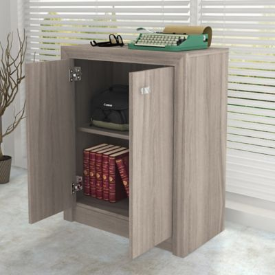 Mueble de Oficina Houston 60x74,5x31,5cm Carvalho