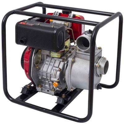 Motobomba Caudal Diesel 883I/Min 6Hp