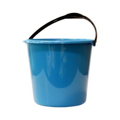 Balde Plástico 12 Lt Azul
