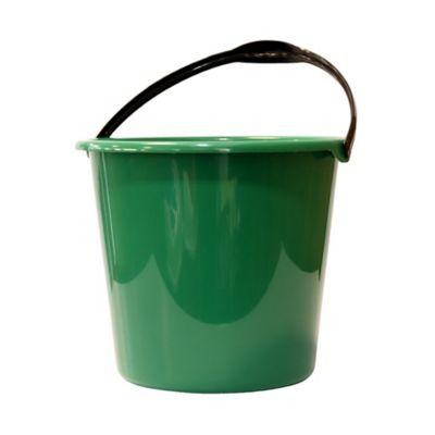 Balde Plástico 12 Lt Verde