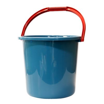 Balde Plástico 16 Lt Azul