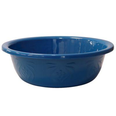 Ponchera en Plástico 8 Lt Deko Eco Azul