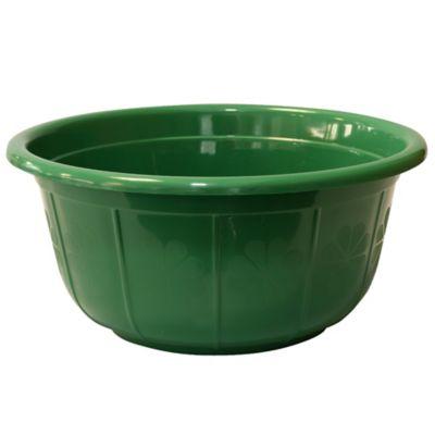 Ponchera en Plástico Golden Eco Verde