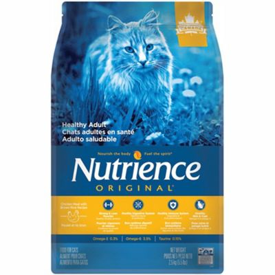 Nutrience Original Gatos Adultos 2.5 Kg