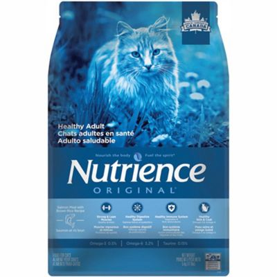 Nutrience Original Gatos Adultos Salmón 5 Kg