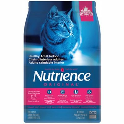 Nutrience Original Gatos Adultos Indoor 2.5 Kg
