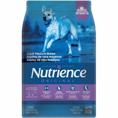 Nutrience Original Adultos Cordero 2.5 Kg