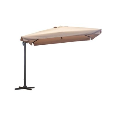 Parasol Lateral 3 x 3 Mt Taupe