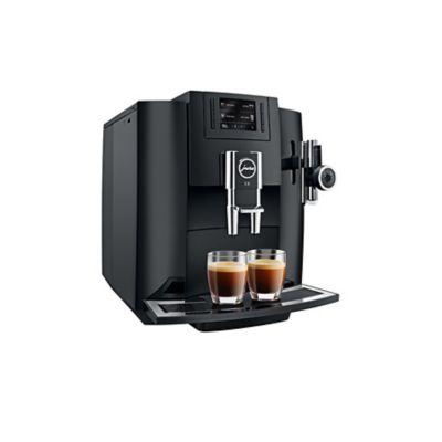 Máquina Cafetera Automática E8 Negro 15109