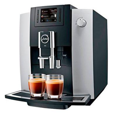 Máquina Cafetera Automática E6 Platino 15070