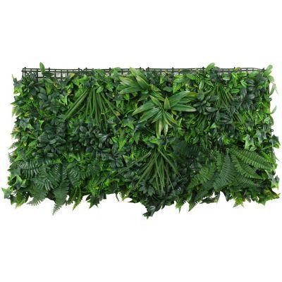 Jardín Vertical Plantas Tropical 50 x 100 cm