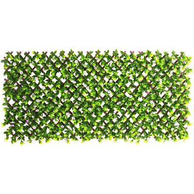 Jardín Vertical Extensible De Flores 100 x 200 cm