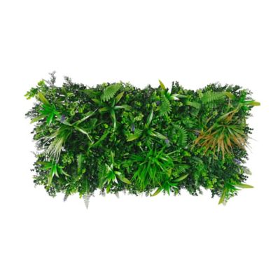 Jardín Vertical Flores Tropicales 50 x 100 cm