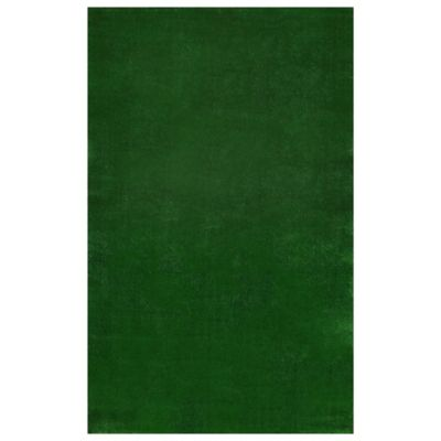 Tapete Verde Imitación Pasto 198x119 cm