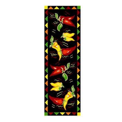 Tapete Vegetales Siesta Collection 149x50 cm