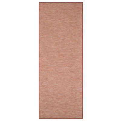 Tapete Doble Faz Rojo - Naranja 152x61 cm