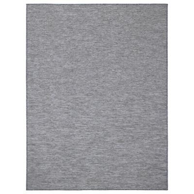 Tapete Doble Faz Gris 213x160 cm