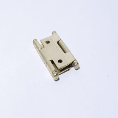 Paq x 24 Unidades Bisagra Mueble Latonada CT 1 1/2 Pulg Calibre 22