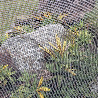 Malla Cedazo 4X4 Plastica Gris de 1.50 X 30 Mts