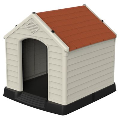 Casa Para Perro Plástica 66 x 73 x 69 cm