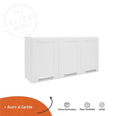 Mueble Superior Para Cocina 105 cm x 28.3 cm x 52.5 cm Multipla Blanco