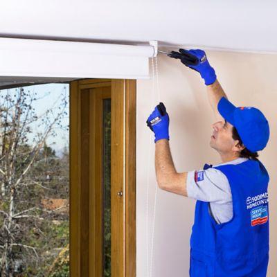 Visita técnica- mantenimiento persianas o cortinas