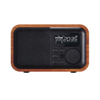 Parlante Inalámbrico con Radio Reloj Gcl-Bts9020