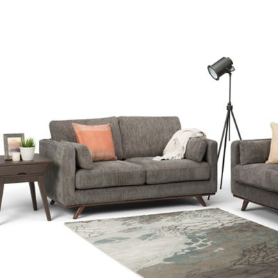 Sofá Calvin 88x160x85cm Granito