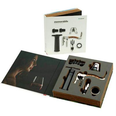 Kit de Vino Memorabile Connoisseur 7 Piezas GS-5