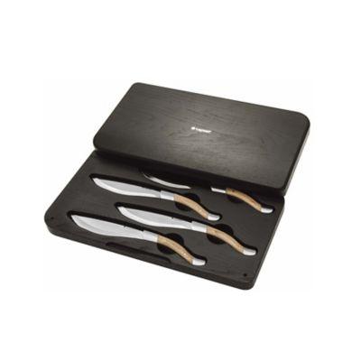 Set X4 Cuchillos Angus para Carne SK-20