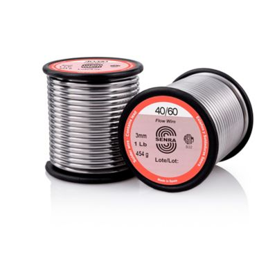 Carrete 3mm SN40 PB60 Caja 20 Und/9Kg