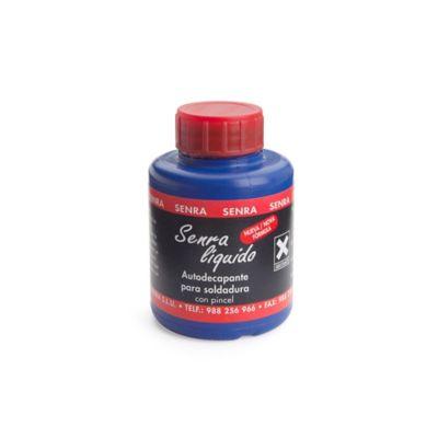 Decapante Liquido con Pincel 100g Caja 50 Botes