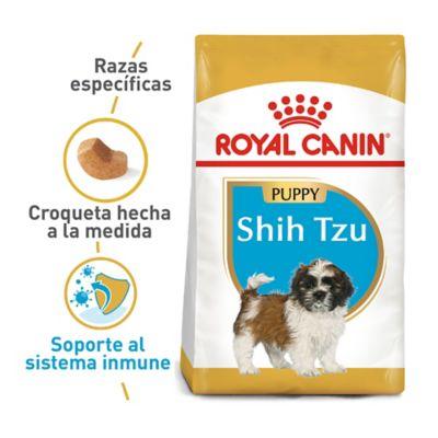 Alimento Raza Shih Tzu Pup 1.13 Kg