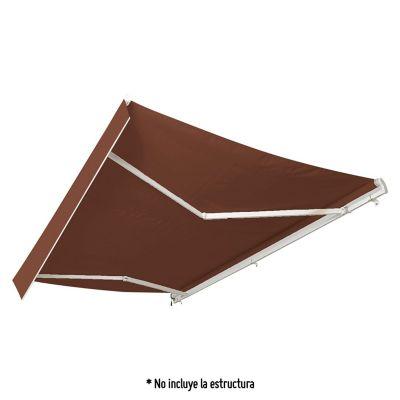 Tela Cobertor Toldo 290x200 cm - Café