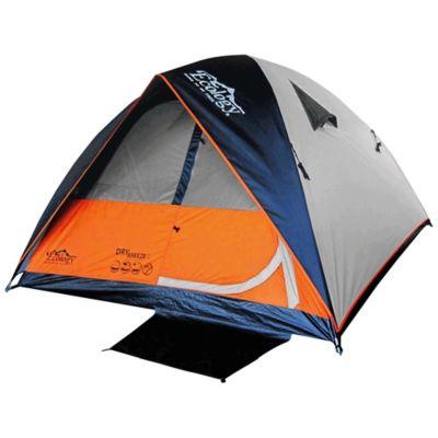 Carpa de Camping para 6 Personas Todo Terreno Doble Puerta